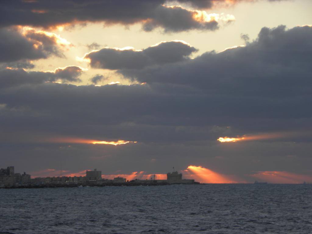 Sunset 08 10 2013
